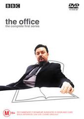 The Office - Series 1 - Just The Show (2 Disc Set) on DVD