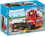 Playmobil - Construction Flatbed Construction Truck