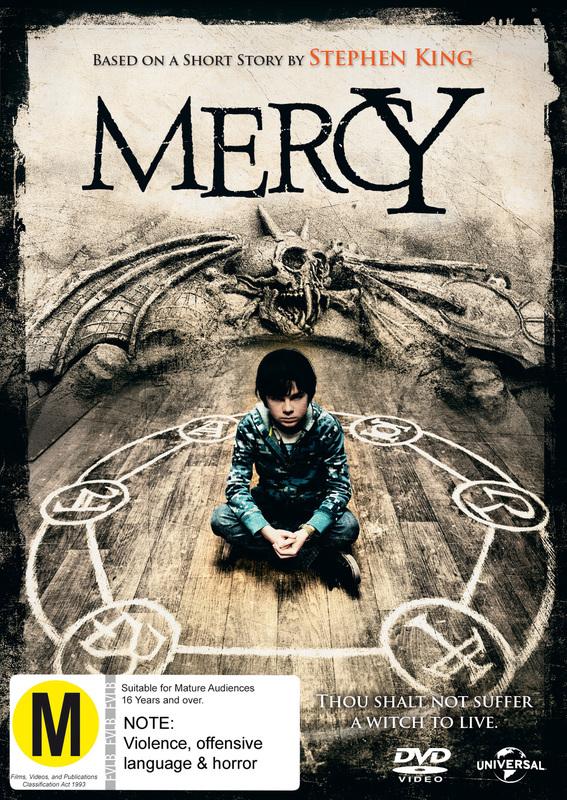 Mercy on DVD