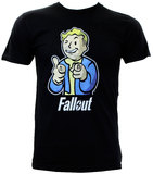 Fallout Vault Boy Charisma T-Shirt (Medium)