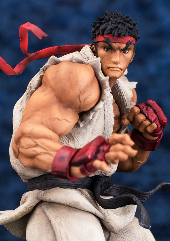 Street Fighter: 1/8 Legendary Ryu (3rd Strike) - PVC Figure