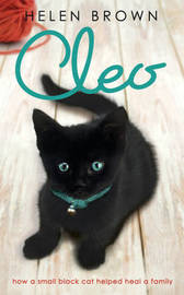 Cleo: How a Small Black Cat Helped Heal a Family by Helen Brown image