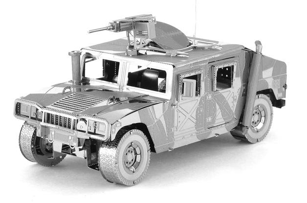 Metal Earth ICONX: Humvee - Model Kit
