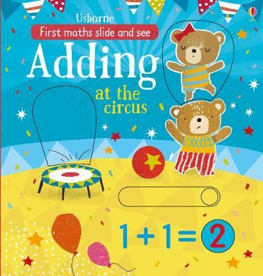Slide and See Adding at the Circus by Hannah Watson