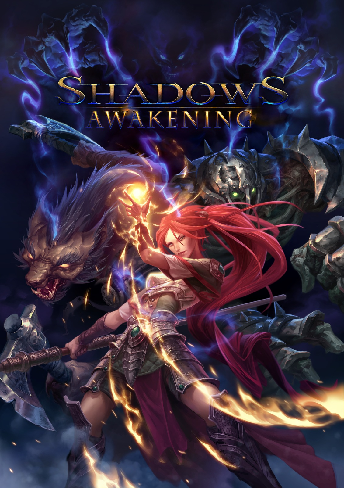 Shadows: Awakening for PS4 image