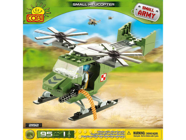 Cobi: Small Army - Small Helicopter