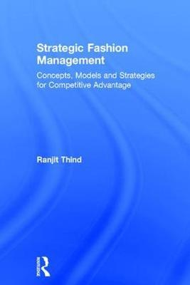 Strategic Fashion Management by Ranjit Thind image