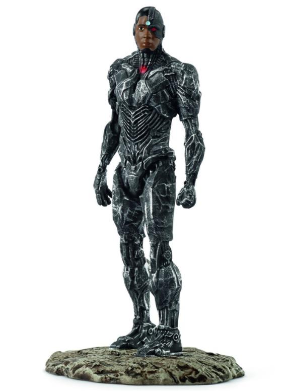 Schleich - Cyborg (Justice League)