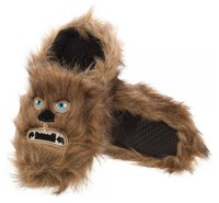 Star Wars: Chewy - Scuff Slippers (Large)
