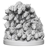 Wizkids Deep Cuts: Unpainted Miniatures - Swarm of Rats