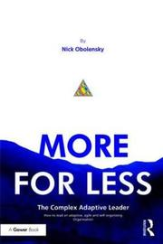 More for Less by Nick Obolensky