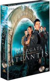 Stargate Atlantis - Complete Season 1 (5 Disc Box Set) on DVD