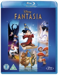 Fantasia on Blu-ray