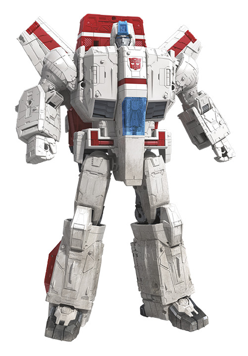 Transformers: War For Cybertron - Commander - Jetfire