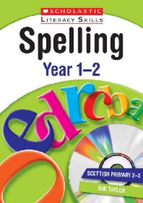 Spelling: Years 1 and 2 by Sally Gray image