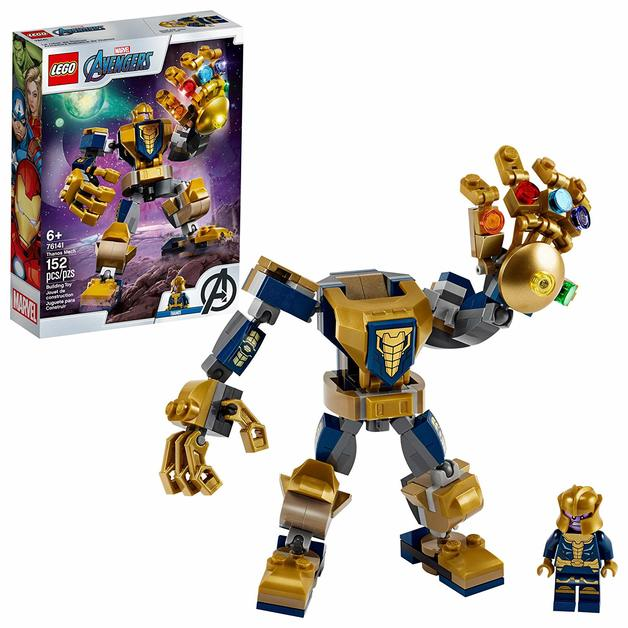 LEGO Marvel: Thanos Mech - (76141)