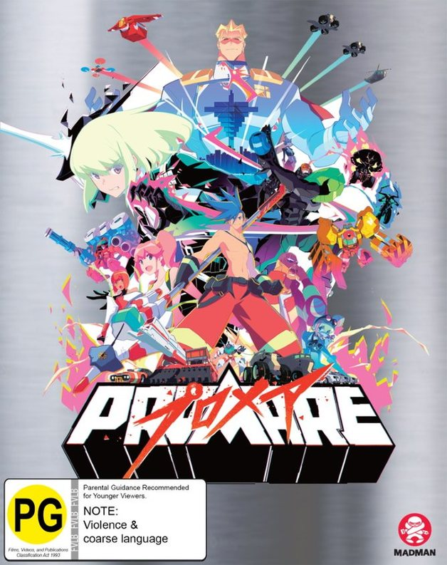 Promare - Limited Edition on Blu-ray