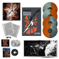S&M2 Deluxe Box Set by Metallica image