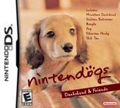 Nintendogs - Dachshund & Friends for DS