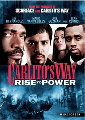 Carlito's Way: Rise To Power on DVD
