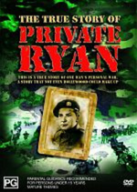 I Was There - The True Story Of Private Ryan on DVD