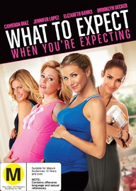 What To Expect When You're Expecting on DVD