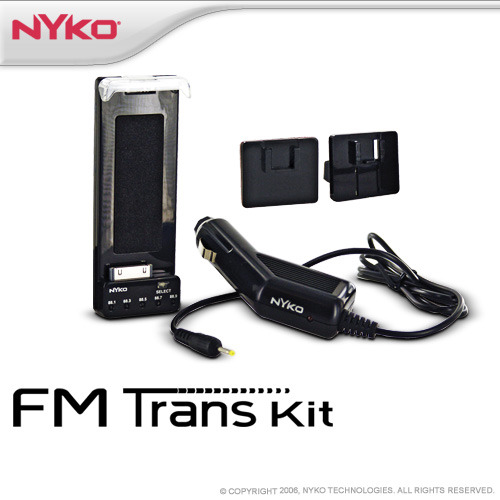 Nyko FM Transkit for