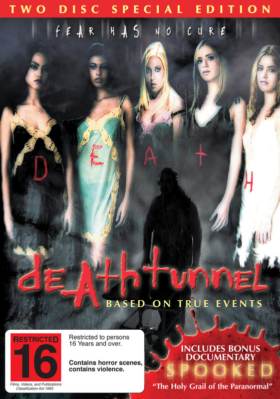 Death Tunnel - Special Edition (2 Disc Set) on DVD