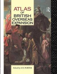 Atlas of British Overseas Expansion image
