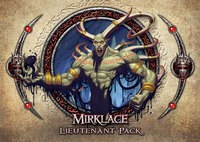 Descent Lieutenant: Gargan Mirklace