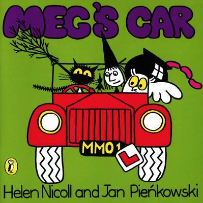 Meg's Car by Helen Nicoll image