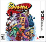Shantae & The Pirate's Curse for Nintendo 3DS