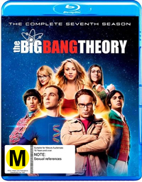 The Big Bang Theory - The Complete Seventh Season on Blu-ray
