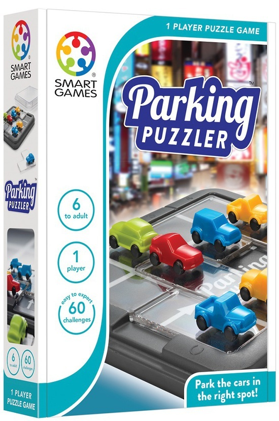 Parking Puzzler image
