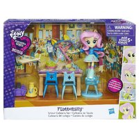 My Little Pony: Equestria Girls Minis - Fluttershy School Cafeteria Set