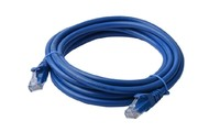 8Ware: Cat 6a UTP Snagless Ethernet Cable - 30m (Blue)