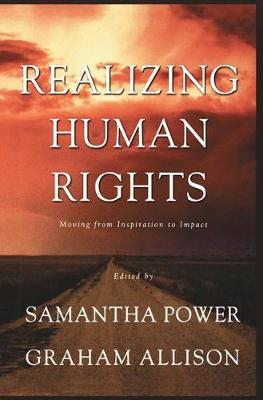 Realizing Human Rights by Samantha Power image