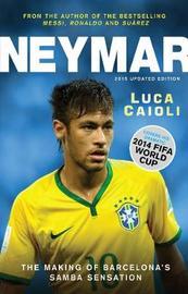 Neymar by Luca Caioli