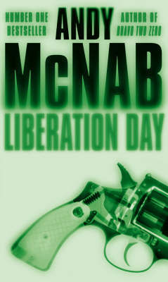 Liberation Day by Andy McNab image