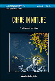 Chaos in Nature by Christophe Letellier
