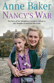Nancy's War by Anne Baker image