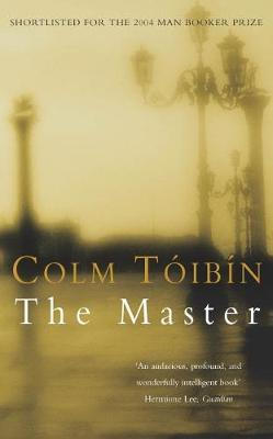 The Master by Colm Toibin image