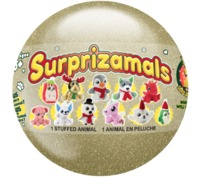 "Surprizamals: Cuties 2.5"" Plush - Christmas Edition (Blind Bag) image"