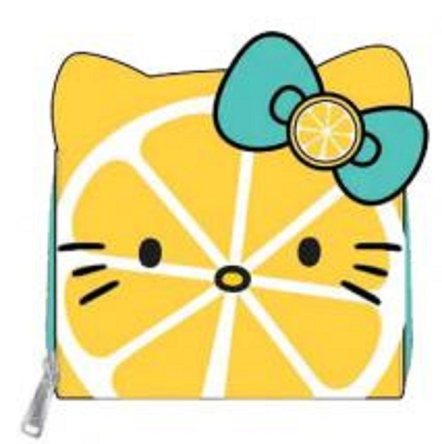 Loungefly: Hello Kitty - Lemon Purse