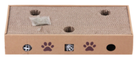 Pawise: 2 in 1 Cat Scratching Box