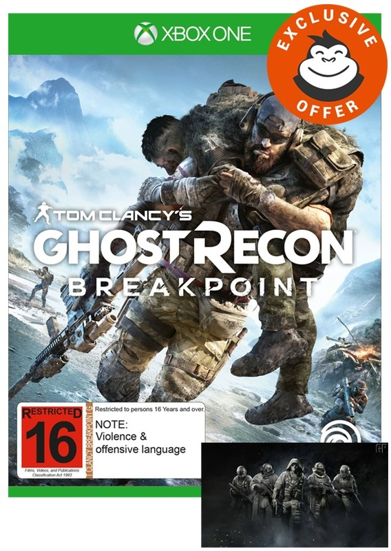 Tom Clancy's Ghost Recon Breakpoint for Xbox One
