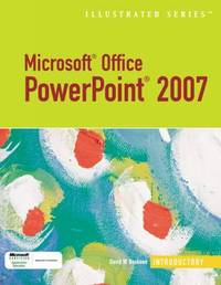 Microsoft Office PowerPoint 2007 by David Beskeen image