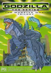 Godzilla - The Monster Wars Trilogy on DVD