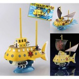 One Piece Grand Ship Collection Trafalgar Law's Submarine Kit