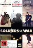 Soldiers of War DVD